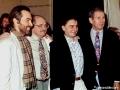 Con Marcel Dadi, John Knowles e Chet Atkins