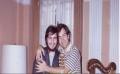 Pietro a casa di Marcel Dadi, Parigi maggio 1981