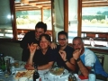 A pranzo con Tommy Emmanuel & friends, Conegliano Veneto 1988